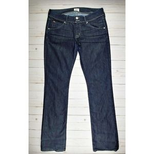 Hudson | NWOT Collin Flap Pocket Straight Leg Jean